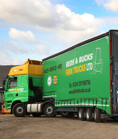 Beds & Bucks Forktrucks Ltd